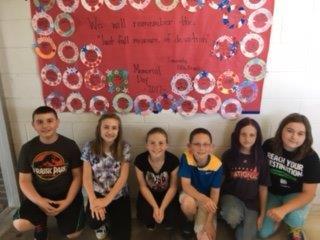 5th grade memorial